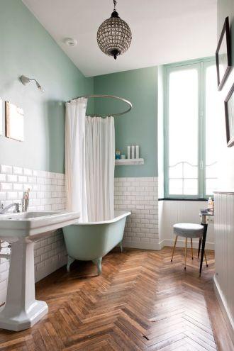 © Julien Fernandez - Bordeaux - France. Appartement a Bordeaux. Architecte d'interieur : Fusion D.
